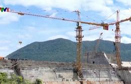 Ninh Thuận xây dựng hệ thống thủy lợi Tân Mỹ