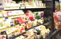 """Đan Mạch cấm """"hóa chất vĩnh cửu"""" có trong giấy bọc thực phẩm"""