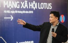 """""""Mạng xã hội Lotus thu hút người dùng bằng nội dung tốt hơn, chất lượng hơn và đa dạng hơn"""""""