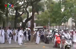 Đà Nẵng: Kiểm soát xe phân khối lớn trong học sinh