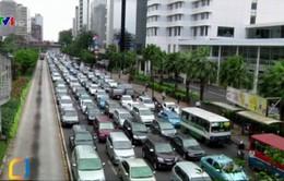 Indonesia: Mở rộng mô hình biển số chẵn, lẻ ở Jakarta