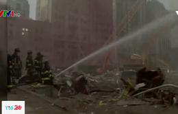 Nguy cơ mắc bệnh tim của lính cứu hỏa trong vụ khủng bố 11/9
