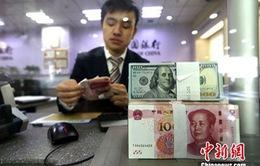 Trung Quốc tăng dự trữ vàng 9 tháng liên tiếp