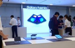 Samsung triển khai sản xuất TV 8K sử dụng mạng 5G