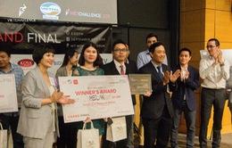 Đội giành giải nhì ở Techfest Vietnam 2018 đăng quang VietChallenge 2019 tại Mỹ