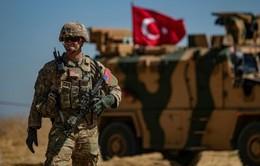 Thổ Nhĩ Kỳ - Mỹ tuần tra ở Syria