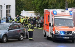 Nổ tại lễ hội truyền thống ở Đức, nhiều người bị thương và bỏng nặng