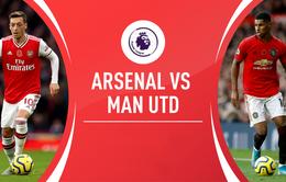 Lịch trực tiếp bóng đá Ngoại hạng Anh vòng 21: Đại chiến Arsenal - Man Utd chào năm mới 2020