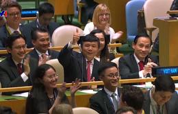 Thế giới đặt kỳ vọng vào Việt Nam trong nhiệm kỳ Ủy viên Không thường trực HĐBA LHQ 2020-2021