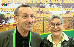 Hà Nội đón vị khách quốc tế đầu tiên trong năm mới 2020