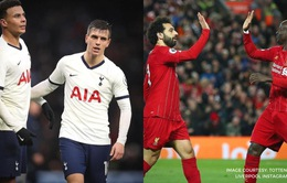 Lịch trực tiếp bóng đá Ngoại hạng Anh vòng 22: Tottenham cản bước được Liverpool?