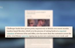 """Ngân hàng số: Viễn cảnh """"soán ngôi"""" ngân hàng truyền thống còn xa vời"""