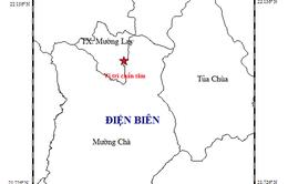Điện Biên: Trận động đất có độ lớn 2,6 ở thị xã Mường Lay
