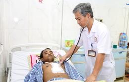 Bệnh viện Đa khoa vùng Tây Nguyên thực hiện thành công ca phẫu thuật tim hở đầu tiên