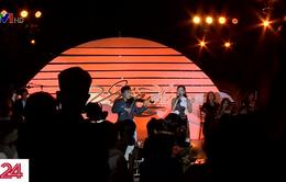 Đêm nhạc nghệ thuật đương đại trên sông Sài Gòn