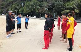 HLV Mai Đức Chung: Phải giữ tinh thần thi đấu SEA Games 30 cho vòng loại thứ 3 Olympic 2020