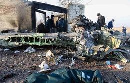 Iran thông báo bắn nhầm máy bay chở khách của Ukraine