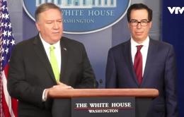 Mỹ áp đặt thêm trừng phạt kinh tế lên Iran