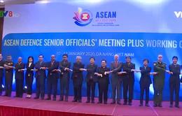 Hội nghị quốc phòng Asean mở rộng