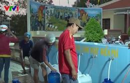 Nguy cơ thiếu nước ngọt tại khu vực ĐBSCL