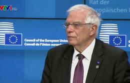 EU cảnh báo thỏa thuận hạt nhân Iran có thể sụp đổ
