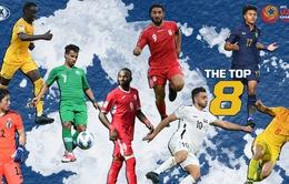 VCK U23 châu Á 2020: 8 cái tên đáng nhớ sau lượt trận vòng bảng đầu tiên