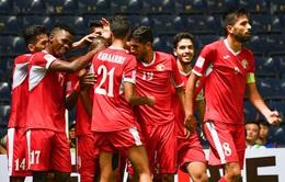 ĐT U23 Jordan cực kỳ tự tin với mục tiêu đánh bại U23 Việt Nam
