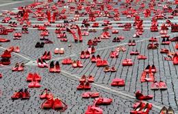 Kêu gọi chống nạn bạo lực phụ nữ tại Mexico