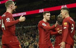 """Đả bại Tottenham, Liverpool thiết lập thành tích """"vô tiền khoáng hậu"""" ở châu Âu"""