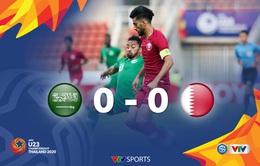 VIDEO Highlights: U23 Ả-rập Xê-út 0-0 U23 Qatar (Bảng B VCK U23 châu Á 2020)