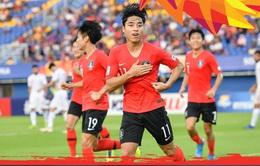 U23 Iran 1-2 U23 Hàn Quốc: Thắng kịch tính, U23 Hàn Quốc vào tứ kết sớm 1 lượt trận