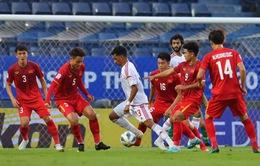"""U23 Việt Nam từng có bạn """"chung hoạn nạn"""" ở U23 châu Á 2020"""