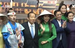 Tăng cường hữu nghị và giao lưu văn hóa Việt - Nhật