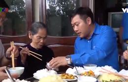 Bữa cơm tất niên ấm lòng mẹ Việt Nam anh hùng