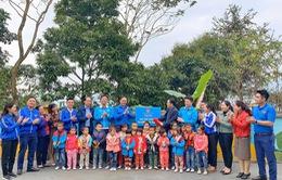 Tuổi trẻ Thủ đô chia sẻ khó khăn với nhân dân Lào Cai