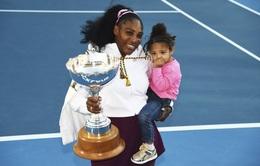 Serena Williams giành chức vô địch đầu tiên sau gần 3 năm