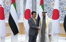 Nhật Bản nỗ lực xác lập vị thế tại Trung Đông