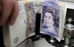 Đồng Bảng Anh giảm mạnh sau thông tin BOE hạ lãi suất
