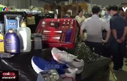 Hà Nội: Phát hiện hơn 3.800 vụ nhập lậu hàng cấm