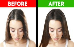 Mẹo dưỡng tóc đơn giản tại nhà