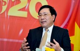 Phó Thủ tướng Phạm Bình Minh nói về tình hình thế giới, đối ngoại Việt Nam và vai trò kép trong năm 2020