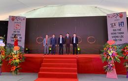 """Ra mắt dự án mới tại thành phố Thái Nguyên """"Mỏ Bạch Central Hills"""""""