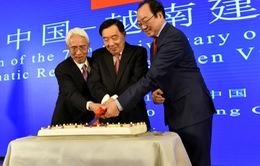 Kỷ niệm 70 năm quan hệ ngoại giao Việt Nam - Trung Quốc