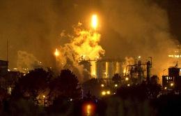 Nổ nhà máy hóa chất ở Tây Ban Nha, ít nhất 1 người thiệt mạng