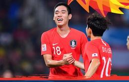 Kết quả và BXH bảng C VCK U23 châu Á 2020 ngày 15/1: U23 Hàn Quốc và U23 Uzbekistan vào tứ kết