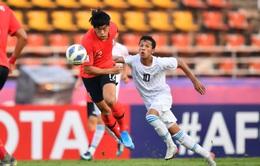U23 Uzbekistan 1-2 U23 Hàn Quốc: Cả 2 cùng giành quyền vào tứ kết, U23 Iran bị loại cùng U23 Trung Quốc
