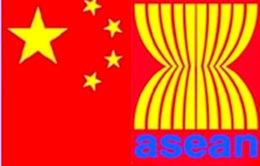 Thương mại với ASEAN ngày càng quan trọng với Trung Quốc