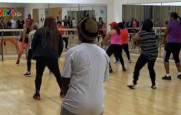 Lớp tập thể dục miễn phí ở New York