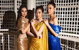 """Đỗ Mỹ Linh tự tin đọ sắc với hai """"Hoa hậu thế hệ 2K"""""""