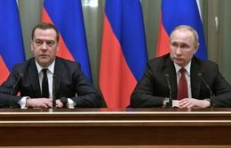 Những cải cách lớn trên chính trường Nga